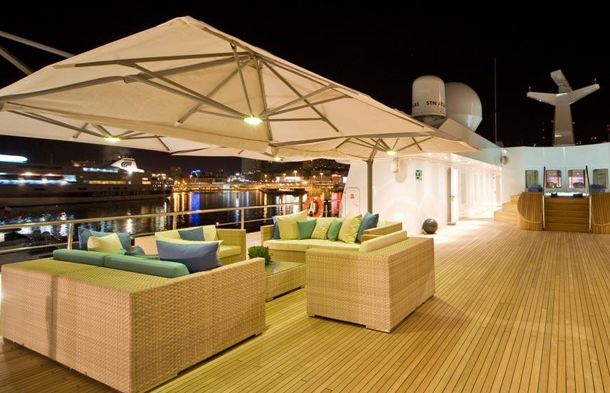 Parasol prostor - Sombrillas de terraza ...